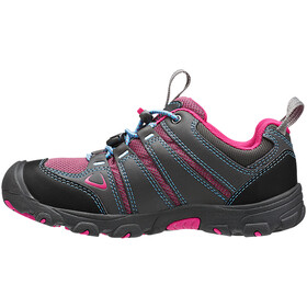 Keen Oakridge Low WP Shoes Kids magnet/very berry